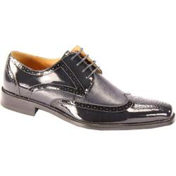 Men's Giorgio Venturi 6280 Navy Smooth Leather