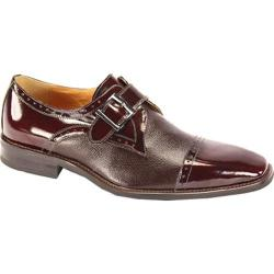Men's Giorgio Venturi 6298 Burgundy Polished Leather