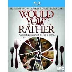 Would You Rather (Blu-ray Disc)