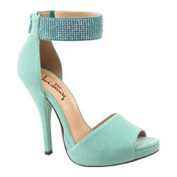 Women's Luichiny Take A Walk Mint Imi Suede/Elastic