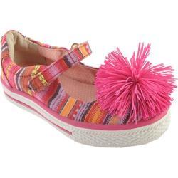 Girls' MUPS Chloe Pink Stripe