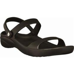 Women's Dawgs Original 3 Strap Sandal Dark Brown