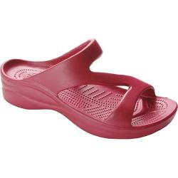 Women's Dawgs Original Sandal Burgundy