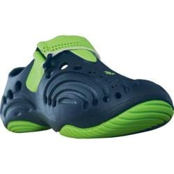 Boys' Dawgs Spirit Navy/Lime Green