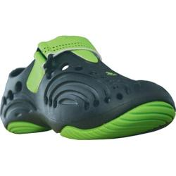 Women's Dawgs Spirit Black/Lime Green