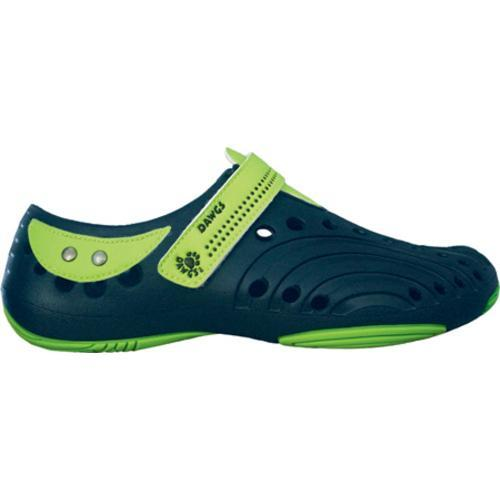 Men's Dawgs Spirit Navy/Lime Green