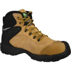Men's Dawgs Ultralite 6in Comfort Pro Composite Toe Safety Boot Sand Nubuck