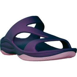 Women's Dawgs Z Sandal/Rubber Sole Plum/Lilac