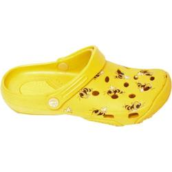 Fanshoes Georgia Tech Clog Yellow