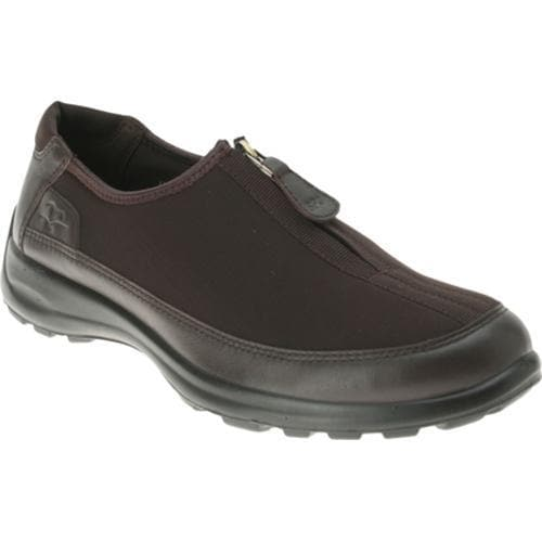 Women's Fly Flot Glory Brown Leather/Textile