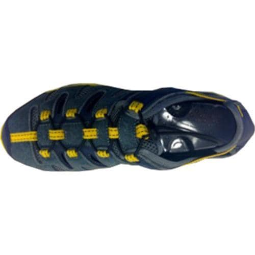 Men's Island Surf Co. Caribbean Navy/Yellow