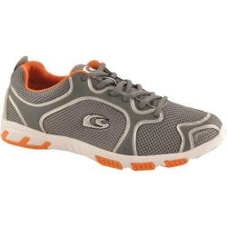 Women's Island Surf Co. Beach Runner L Gray/Orange