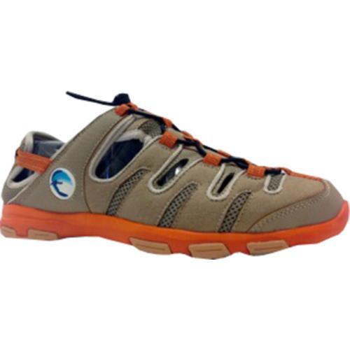 Men's Island Surf Co. Caribbean Tan/Orange
