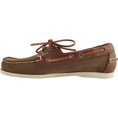 Men's Island Surf Co. Dixon Brown Nubuck