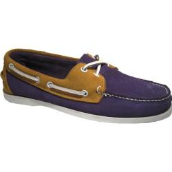 Men's Island Surf Co. Dixon Purple/Yellow