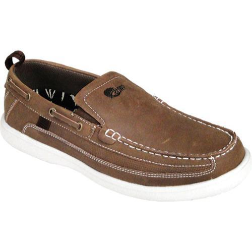 Men's Island Surf Co. Pier Slip-On Brown