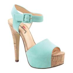 Women's Luichiny April Daze Mint Imi Suede