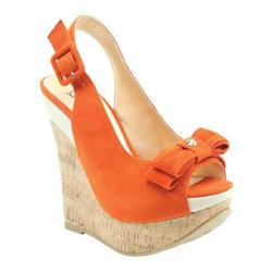 Women's Luichiny El La Orange Imi Suede