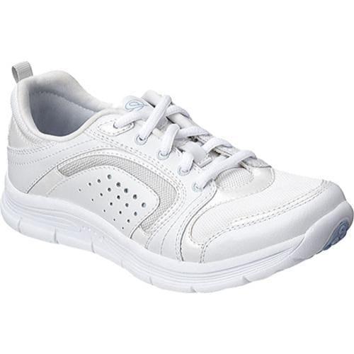 Women's Easy Spirit Litewalk White Leather