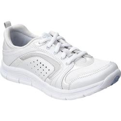 Women's Easy Spirit Litewalk White Leather