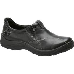 Women's Nurse Mates Andes Black Full Grain Leather