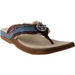 Men's Okobos Hugo Blue/Beige