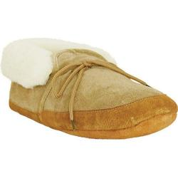 Old Friend Soft Sole Bootee Chestnut