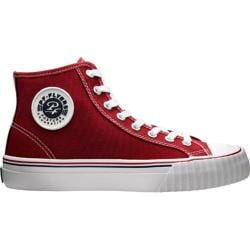 PF Flyers Center Hi Red Canvas