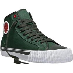 PF Flyers Center Hi Green Canvas