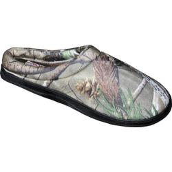 Men's Pro Line Open Back Slipper Realtree AP Brushed Tricot