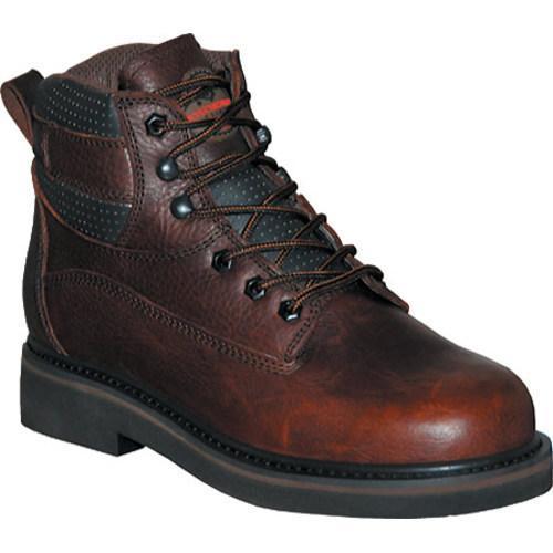 Men's Pro Line RT Series 6in Dark Brown Oiled Full Grain Leather