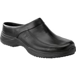 Men's Pro-Step Brandon Black Leather