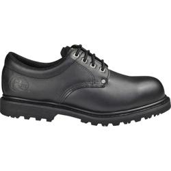 Men's Roadmate Boot Co. 403 4in Oxford Black Oil Full Grain Leather