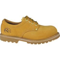 Men's Roadmate Boot Co. 403 4in Oxford Steel Toe Honey Nubuck