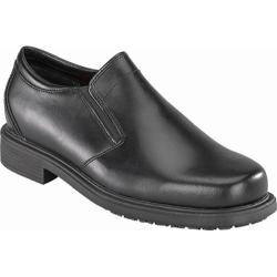 Men's Rockport Works RK6523 Black Leather