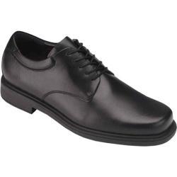 Men's Rockport Works Durant II Black Leather