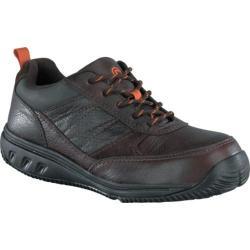 Men's Rockport Works RK6150 Brown Leather