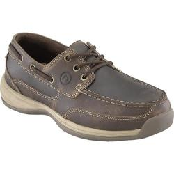 Men's Rockport Works RK6736 Brown Leather