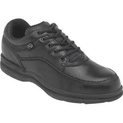 Men's Rockport Works World Tour ST Black Leather