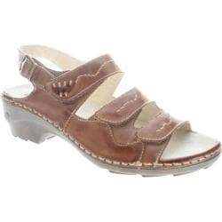 Women's Spring Step Benicia Tan Leather