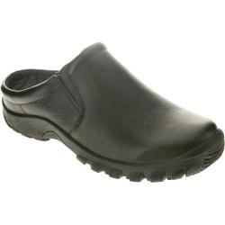 Men's Spring Step Blaine Black Leather
