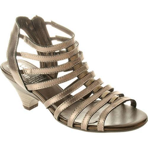 Women's Spring Step Dynamic Bronze Leather