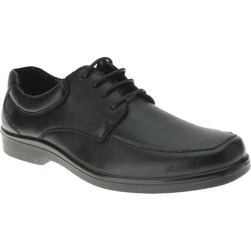 Men's Spring Step Ford Black Leather