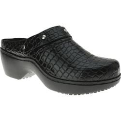 Women's Spring Step Italy Black Print