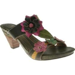 Women's Spring Step Lona Olive Leather