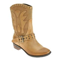 Women's Spring Step Markie Natural Leather
