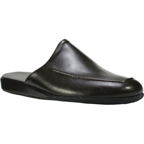 Men's Spring Step Nigel Brown Leather