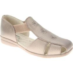 Women's Spring Step Staten Bronze Leather
