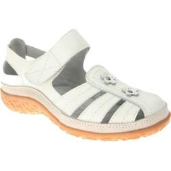 Women's Spring Step Surpass White Leather