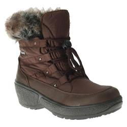 Women's Spring Step Sweden Brown Nylon